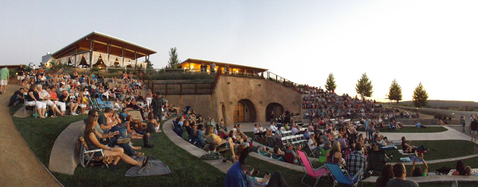 Helwig Winery Amphitheater